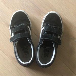 Vans old Skool V sz12 Toddler black